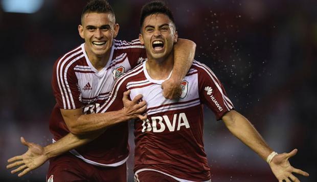 River Plate vs Banfield (3-1) SuperLiga 2017
