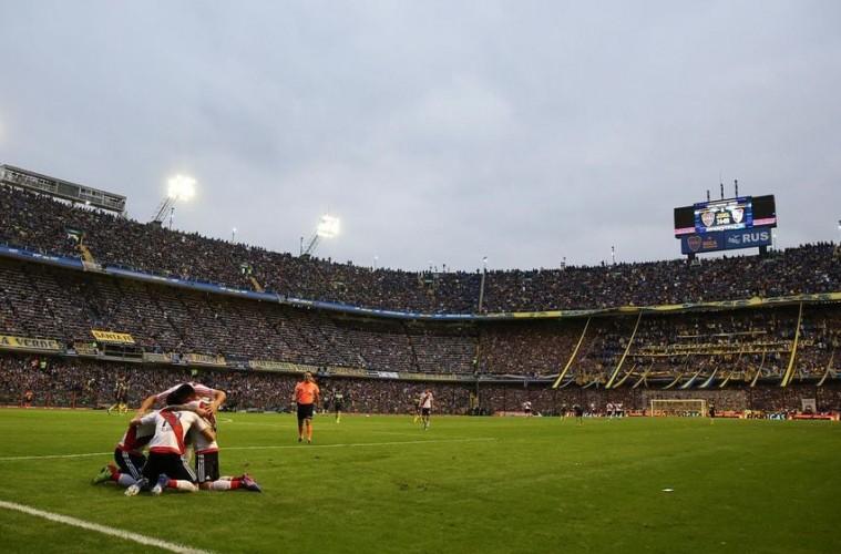 Boca Juniors Vs River Plate (1 - 3) - 2017 - Goles y Resumen