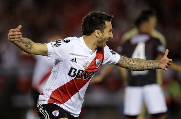 Scocco Copa Libertadores