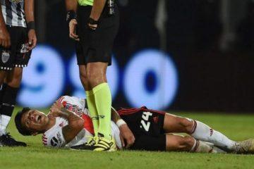 Enzo Pérez lesión