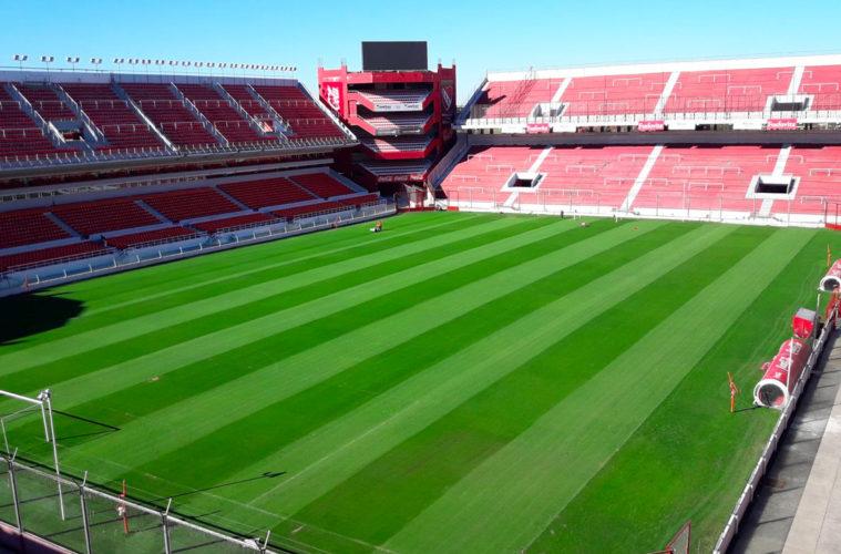 River jugará la Libertadores en Independiente