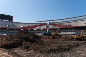 como sera el nuevo estadio de river