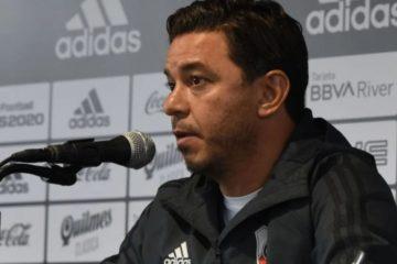 Marcelo Gallardo y la lista de 29 jugadores