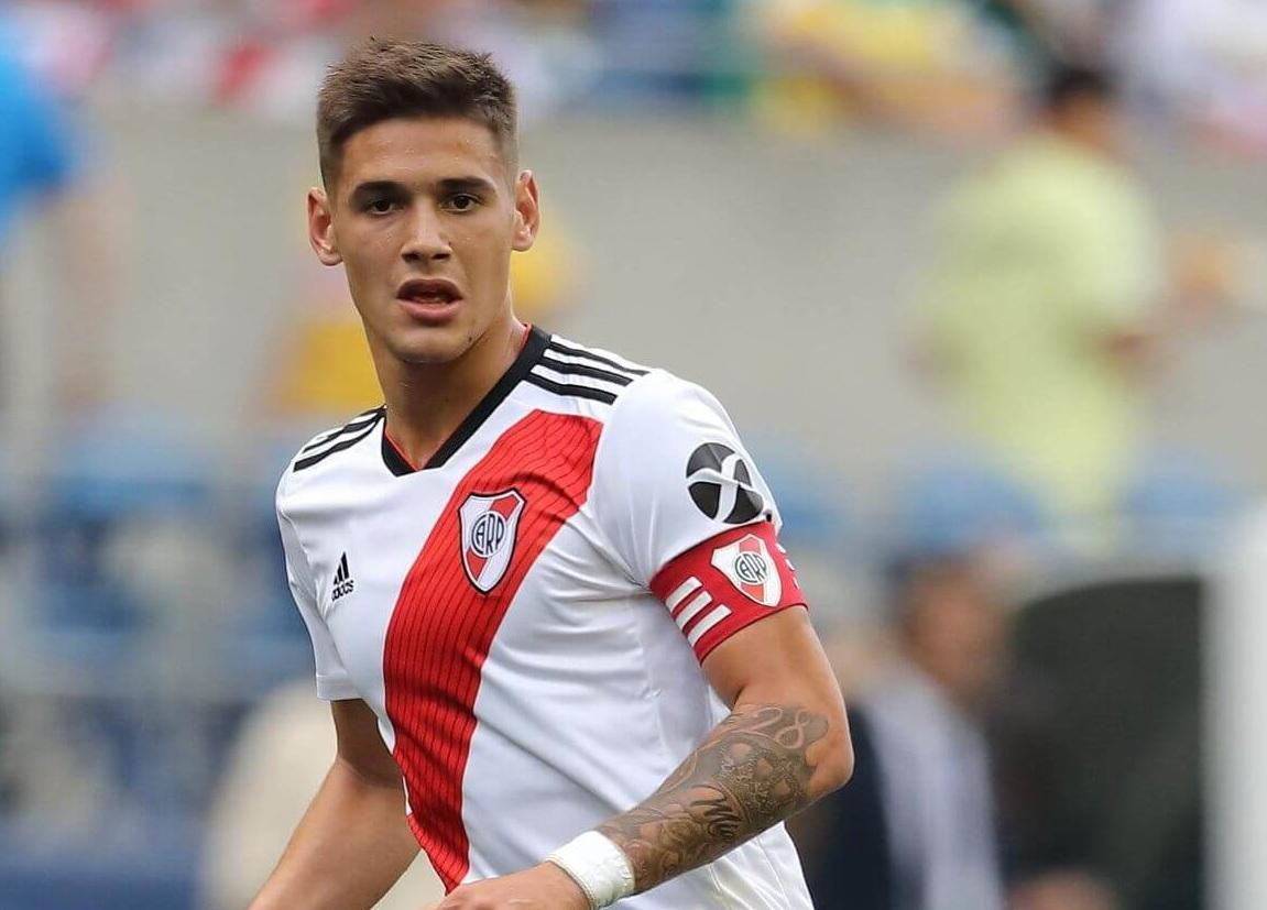 Lucas Martinez Quarta se va a la Fiorentina Noticias de River Locos x River  Plate