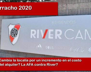 River deja el estadio de Independiente