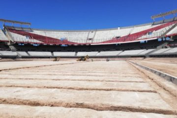 Obras Estadio Monumental River Plate