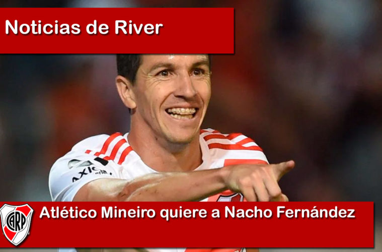 Atlético Mineiro quiere a Nacho Fernández