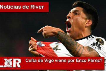 Celta de Vigo viene por Enzo Pérez
