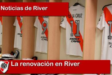 La renovación en River