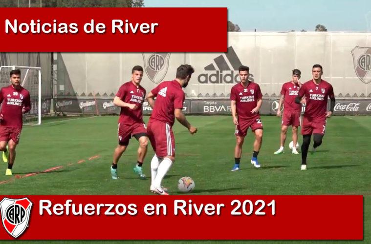 Refuerzos en River 2021