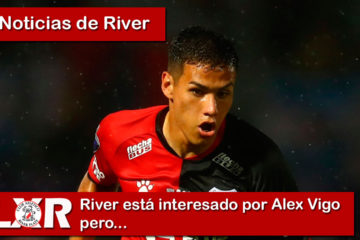 River interesado por Alex Vigo
