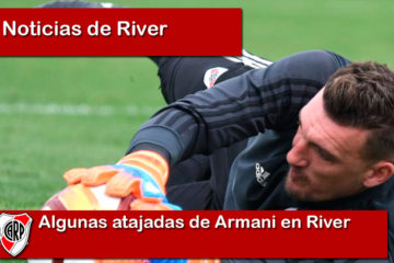 Franco Armani en River