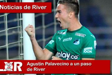 Agustín Palavecino a un paso de River