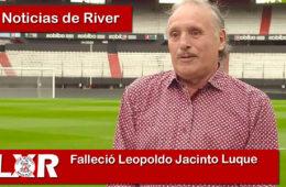 Falleció Leopoldo Jacinto Luque