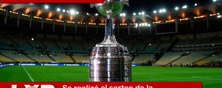 sorteo de la Copa Libertadores 2021
