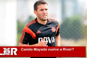 Camilo Mayada vuelve a River?