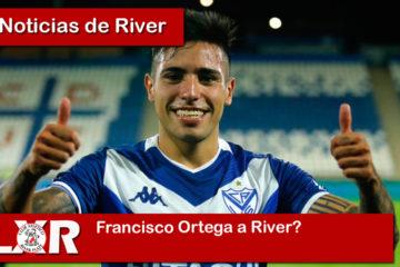 Francisco Ortega a River