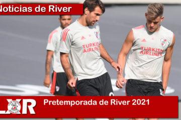 Pretemporada de River 2021