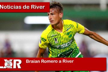 Braian Romero a River