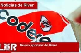 Nuevo sponsor de River