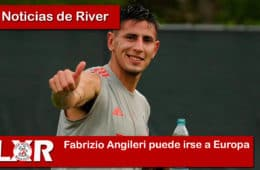 Fabrizio Angileri puede irse a Europa