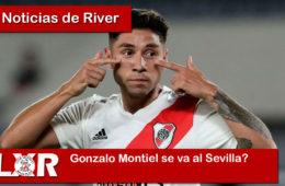 Gonzalo Montiel se va al Sevilla?