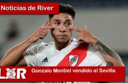 Gonzalo Montiel vendido al Sevilla